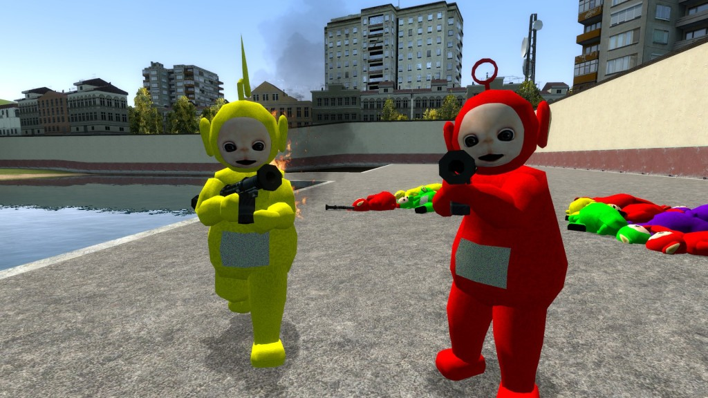 How to download garrys mod free with multiplayer on your pc (no.