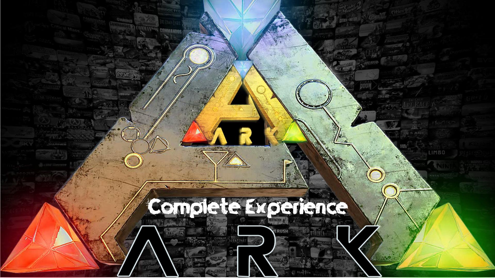 Steam Workshop :: Complete Ark Experience