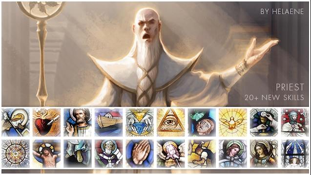Steam Workshop :: Helaene - Priest Class