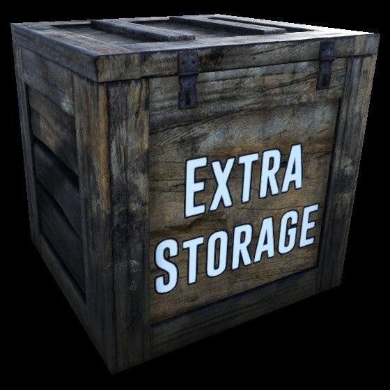 Extra ARK: Storage