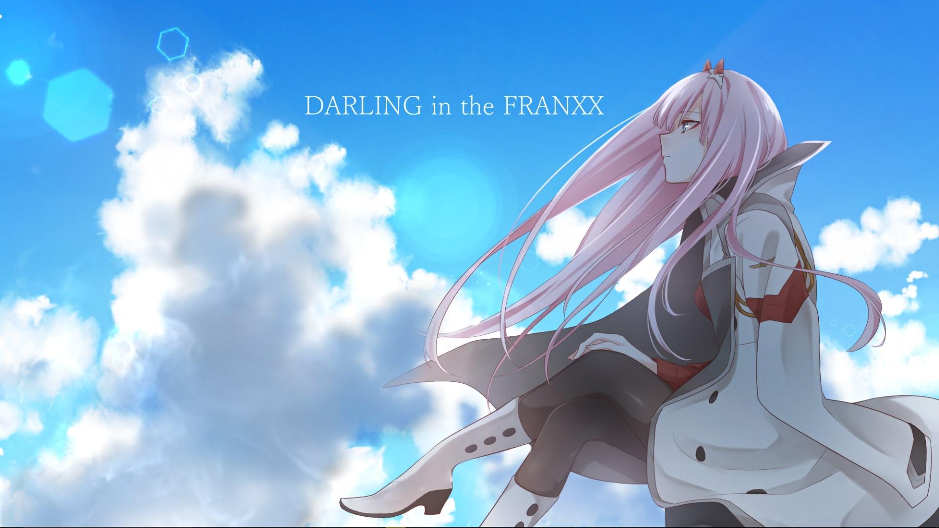 Steam Workshop Darling In The Franxx Zero Two