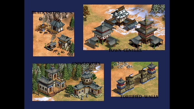 Steam Workshop :: [IA] Korean Architecture for Independent Mod