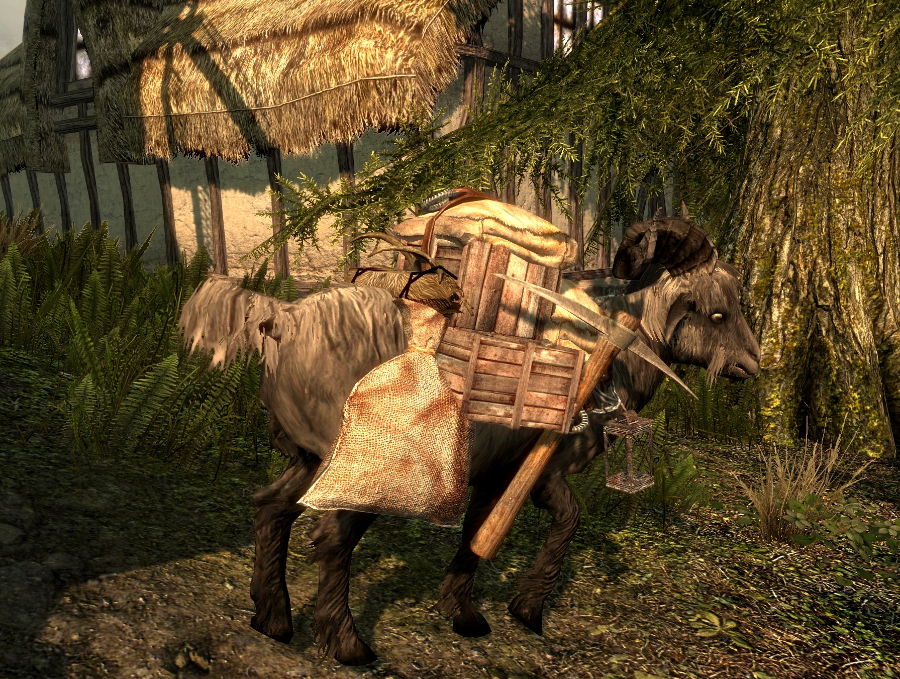 Steam Workshop :: Repopulate Skyrim with Farm Animals and Birds 4 3