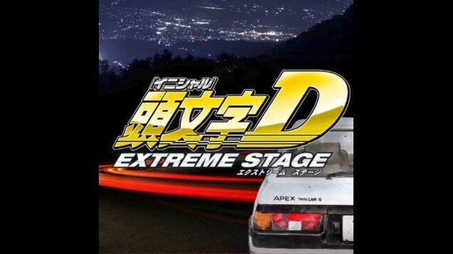 Steam Workshop :: Initial D Extreme Stage OP