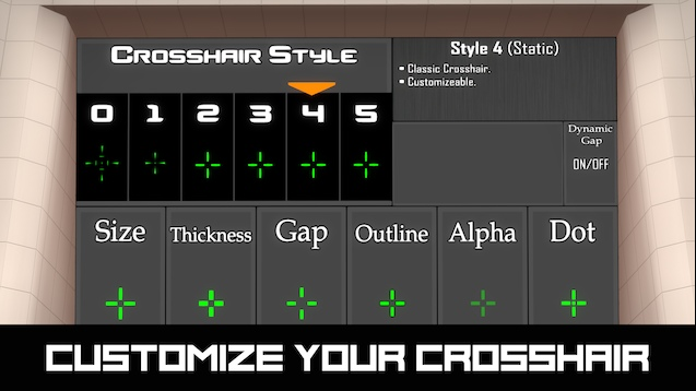 Image result for crashz crosshair generator