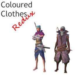 Steam Community :: Coloured Clothes Redux :: Comments