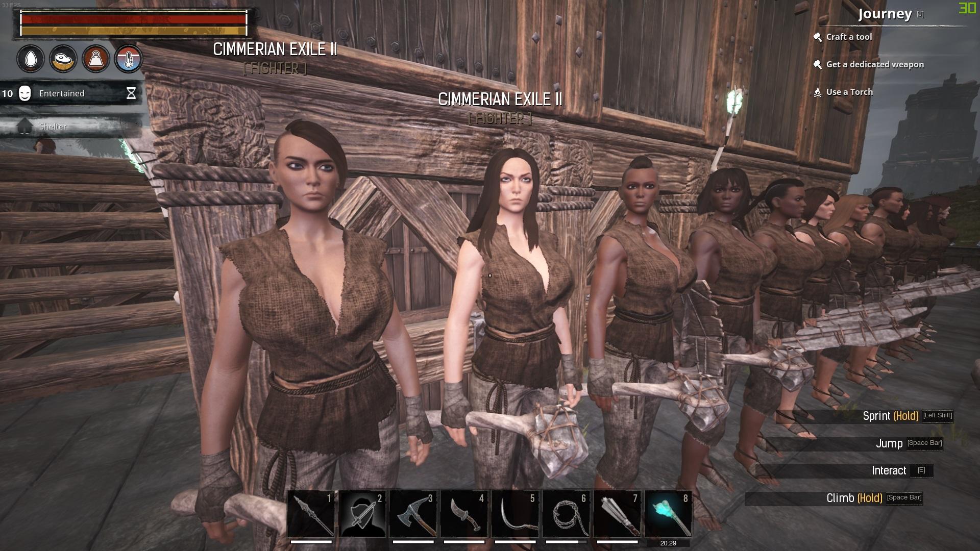 Steam Workshop :: Better Female NPC (previously BetterNordheimerRace)