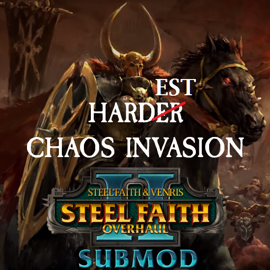 MOD IN LINK - updated for NOVEMBER 2019 SFO! Superb Harder Chaos Invasion for SFO II