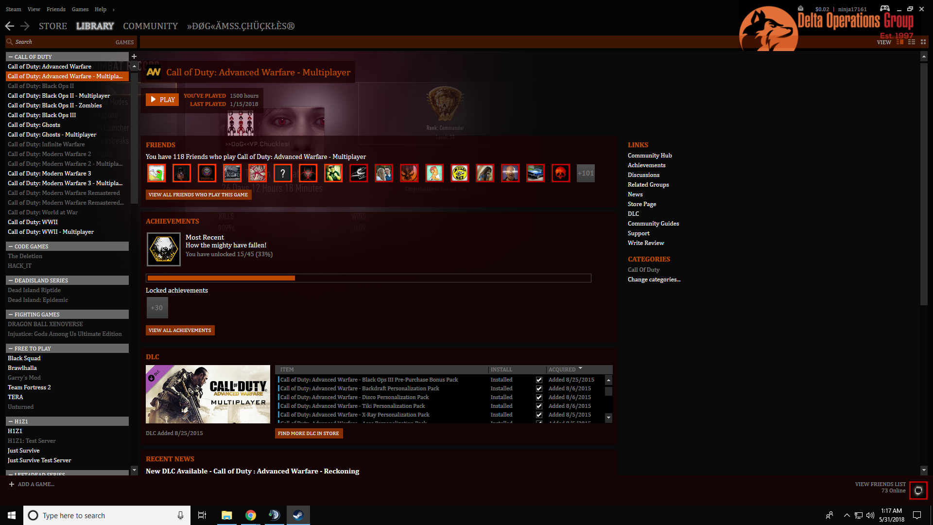 Steam Community :: :: This is a steam interface i created