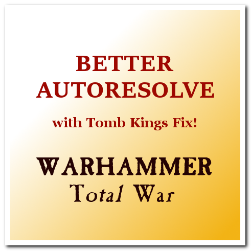 Better Auto Resolve (with bloated corpses fix..aye aye!)