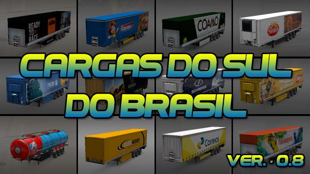 Cargas do Sul do Brasil