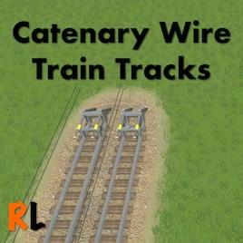 train track wiring