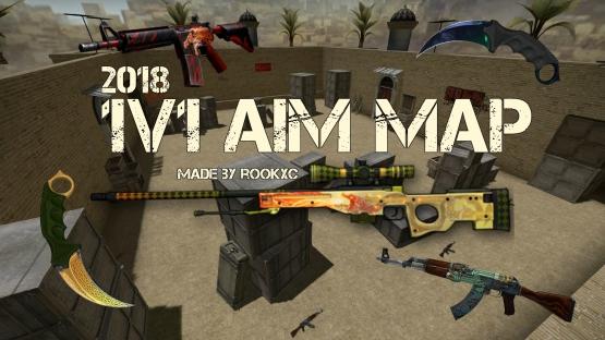 Steam Workshop :: 1v1 AIM MAP (2018)