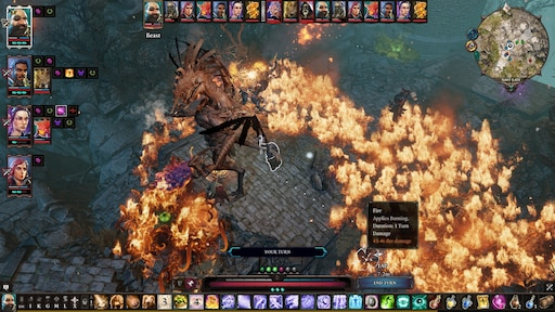Steam Community Guide Four Party Tactician Guide Mobility Mage Build Original Edition