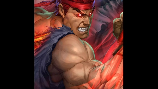 Steam Workshop Street Fighter Evil Ryu