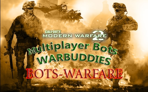Steam Community :: Guide :: Setting Up MW2 MP Bots for SP Fragging