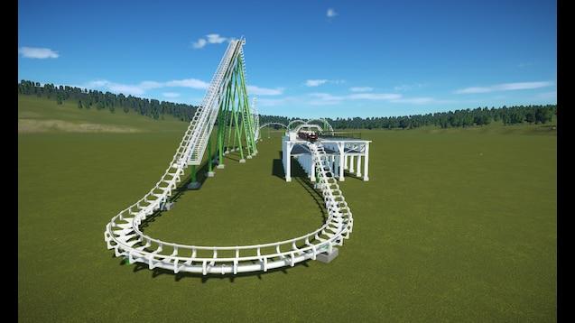 Steam Workshop Big Loop Heide Park