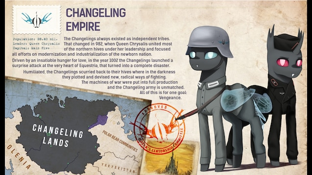 Steam Workshop Equestria At War