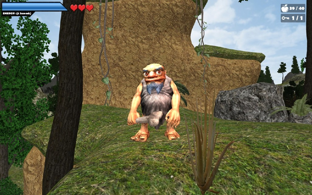 Caveman Escape With Son Game Walkthrough : Steam community :: caveman world: mountains of unga boonga