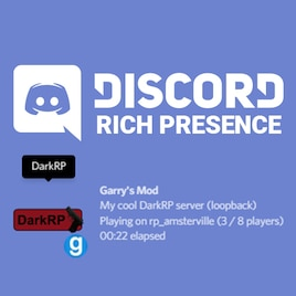 Steam Workshop :: [DEPRECATED] Discord Rich Presence