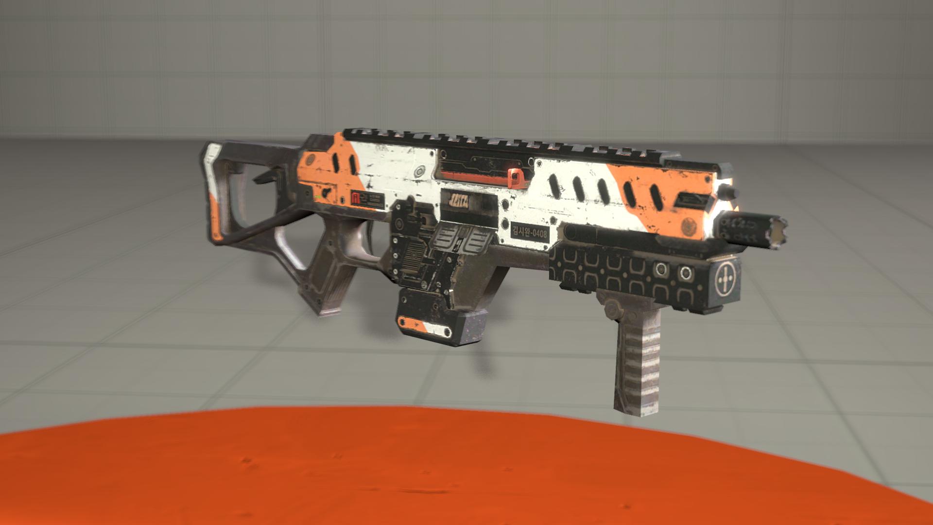 apex legends season 8 new weapon