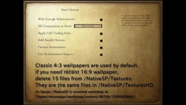 Steam Workshop :: NativeSP