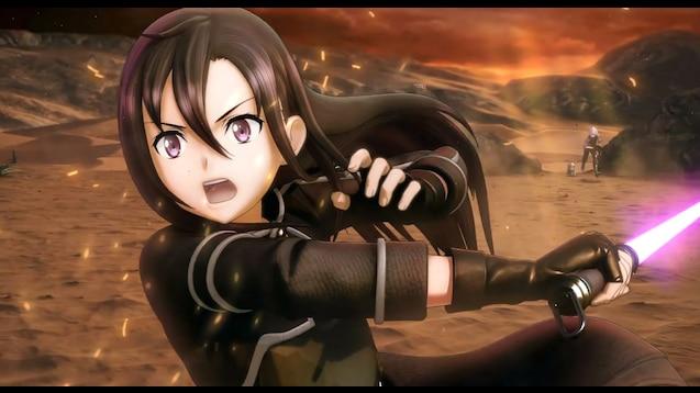 Steam Workshop Sword Art Online Gun Gale Online Kirito
