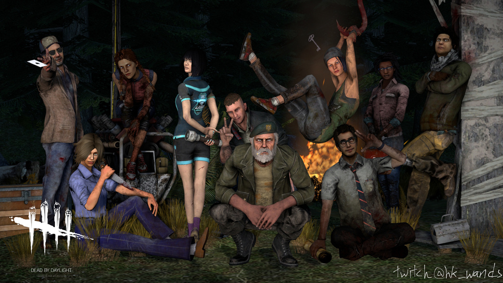 Steam Community :: Guide :: Types of players (Survivors) in DBD