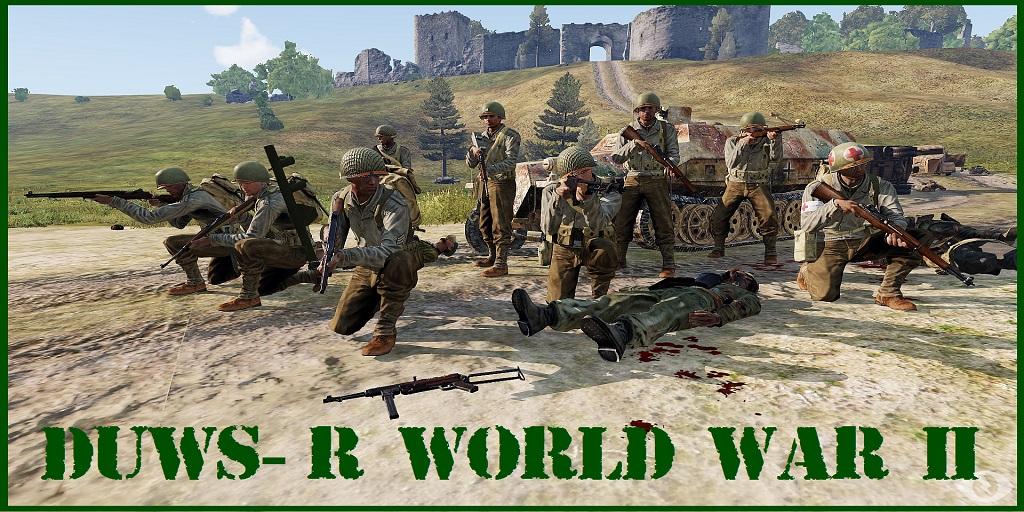 Steam Workshop :: [SP/COOP]DUWS-R World War 2