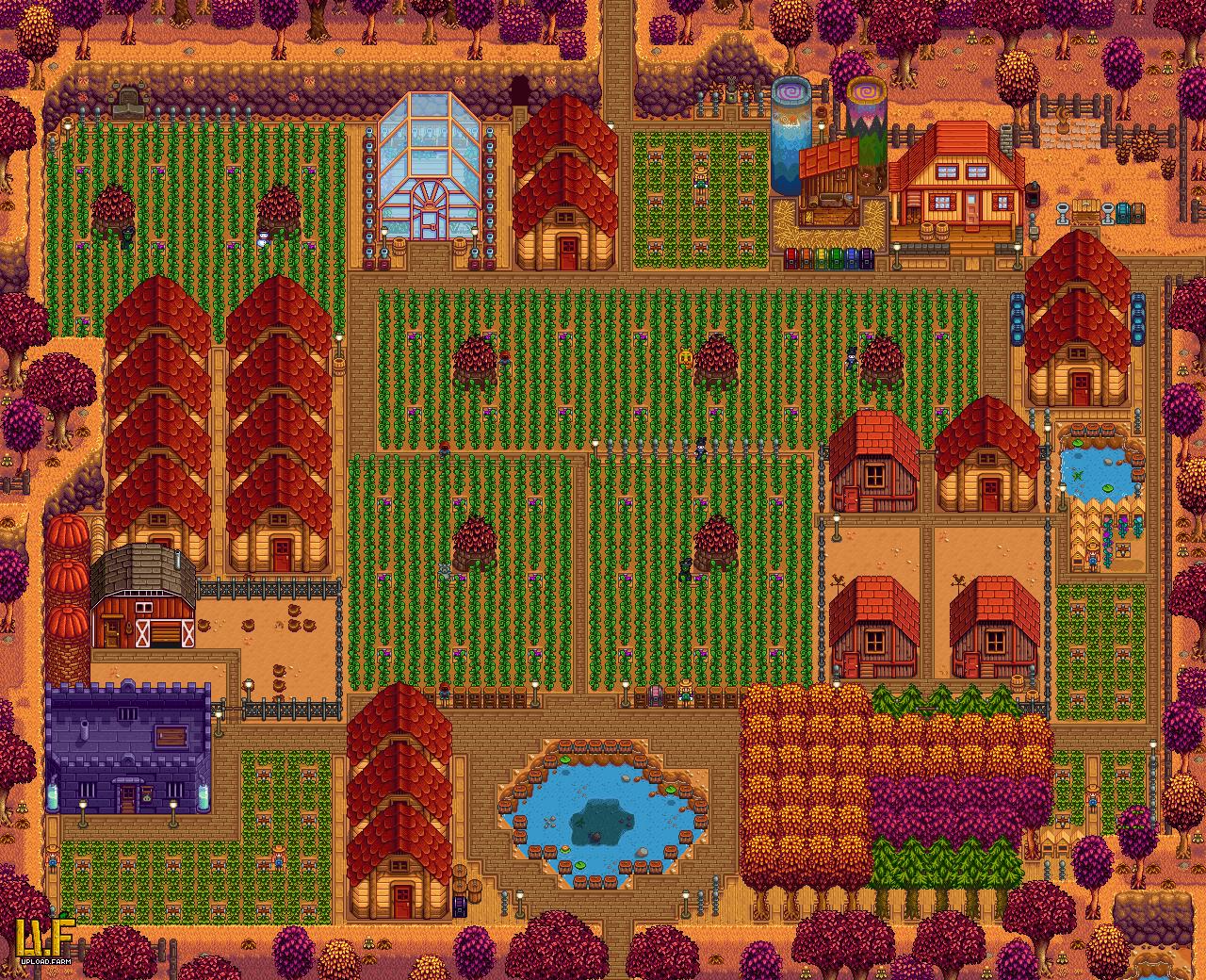 Steam Community :: :: My Stardew Valley Farm
