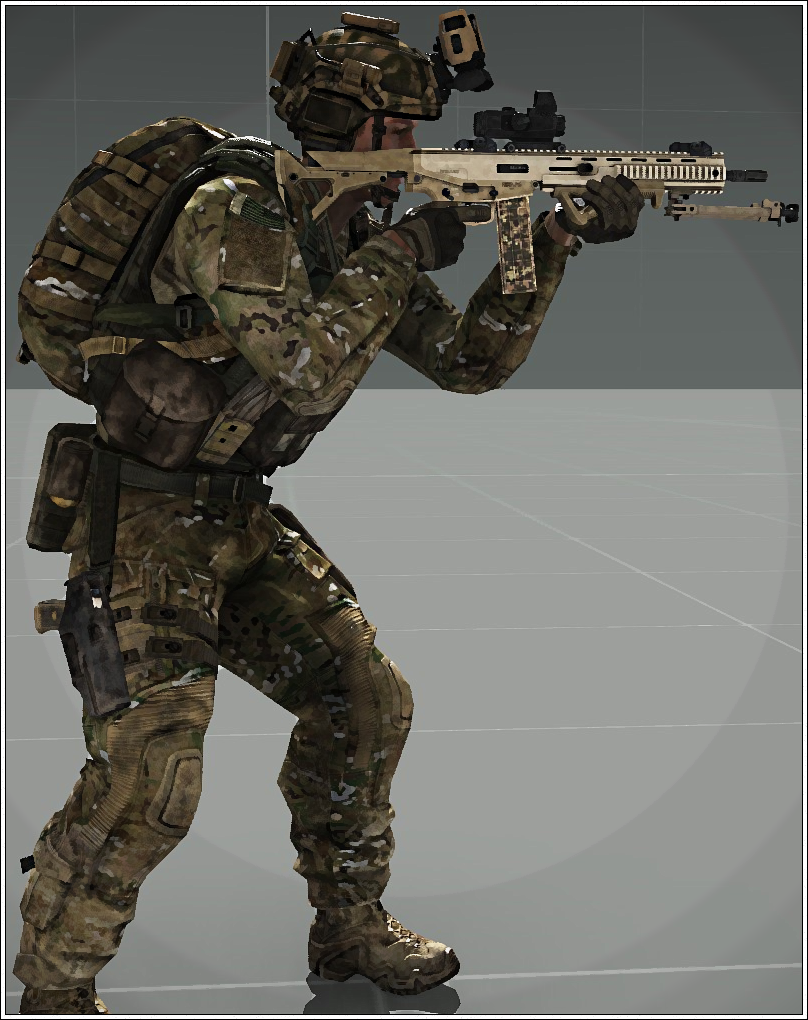 Rifleman Loadout