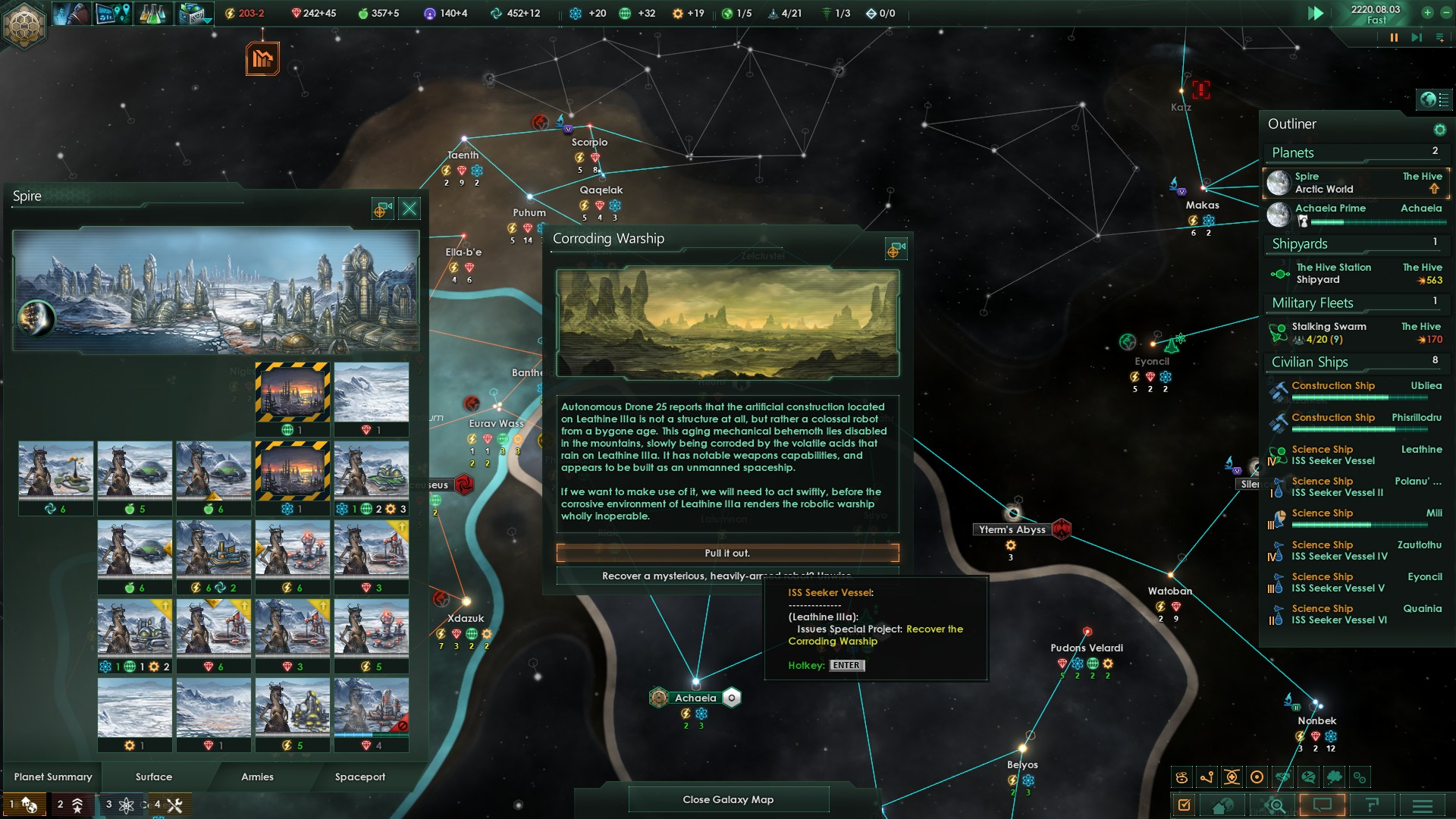 FHC Stellars #4 MP: Distant Salt! - Page 2