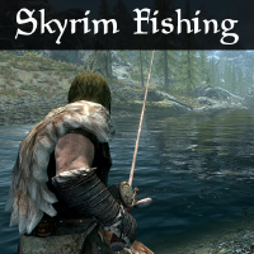 Skyrim Fishing画像