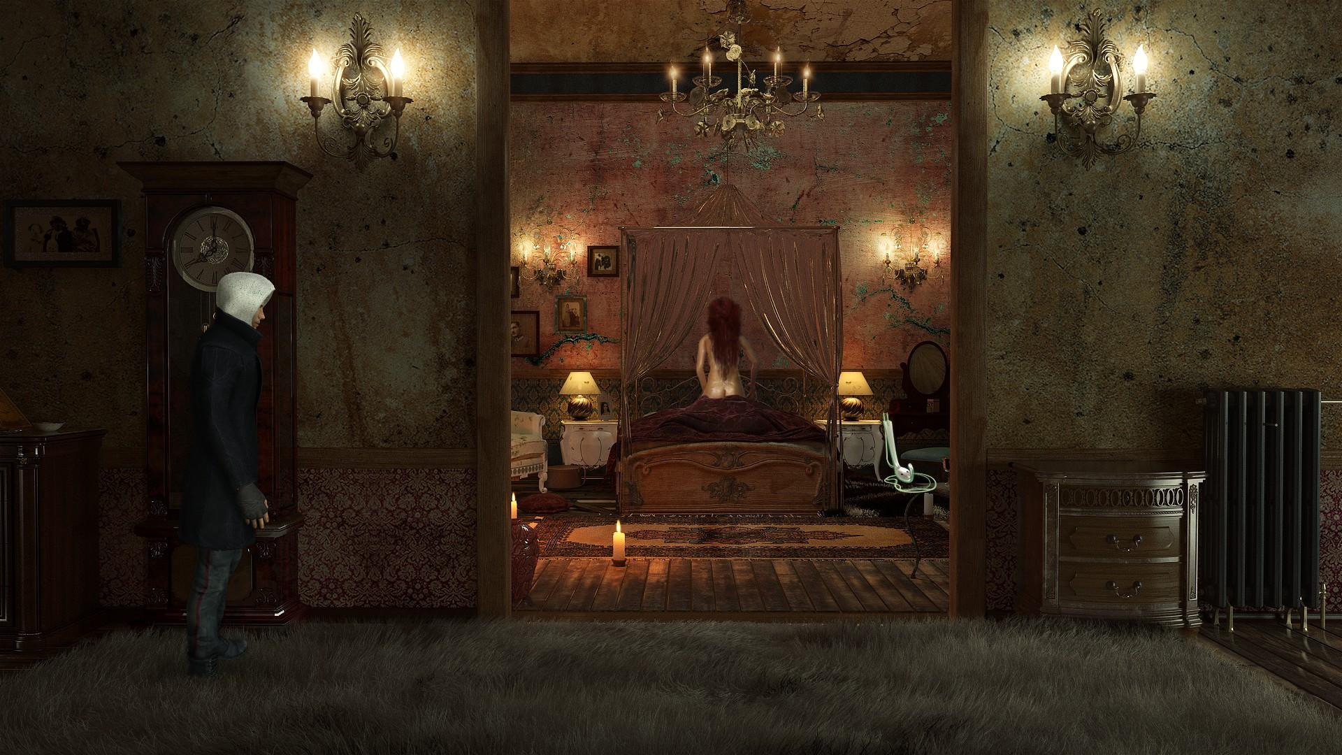 Steam Community :: Guide :: The Dark Inside Me - Walkthrough