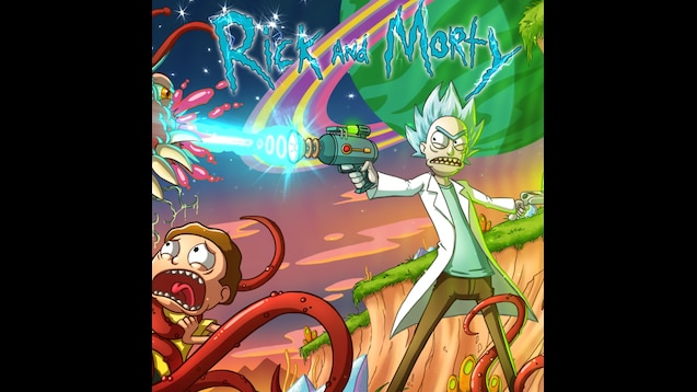 Steam Workshop Rick And Morty Wallpaper Animated