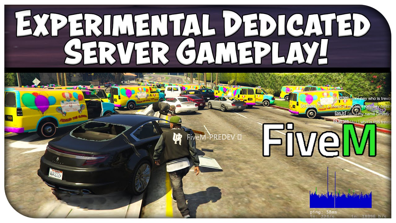 Steam Community :: Guide :: FiveM  Alternative servers for GTA 5