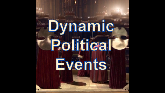 Dynamic Political Events (2 3) - Skymods