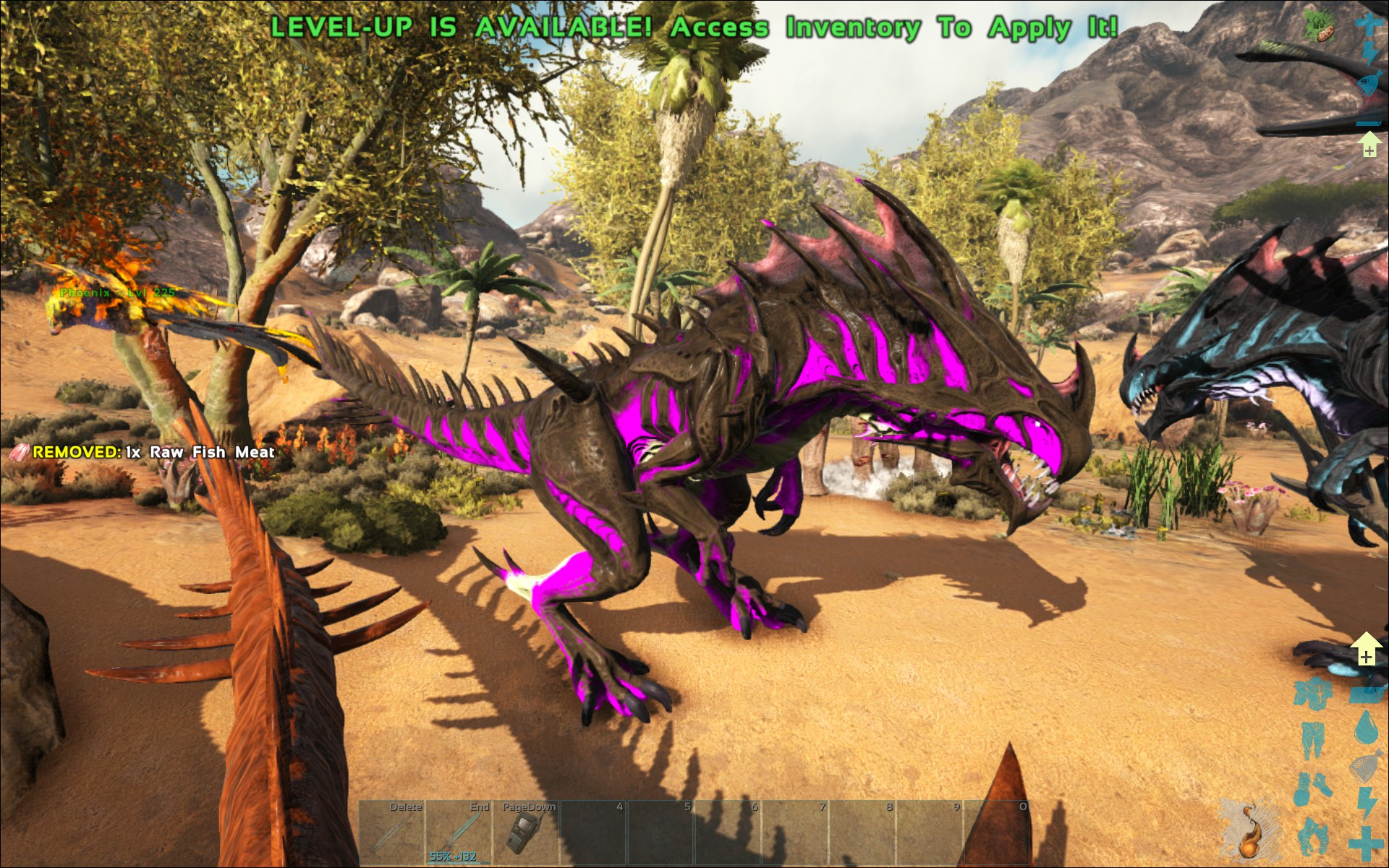 Reaper King mutations - General - ARK - Official Community