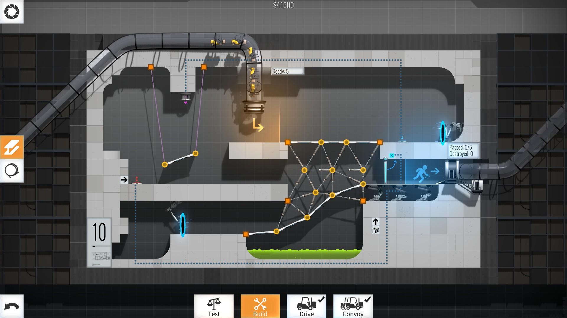 Bridge constructor level 32