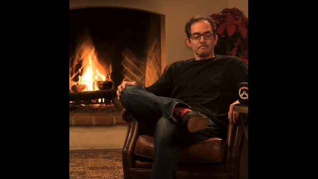 steam workshop jeff kaplan overwatch yule log