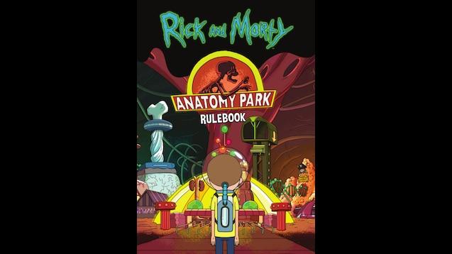 Steam Workshop :: Rick & Morty: Anatomy Park (Fixed)