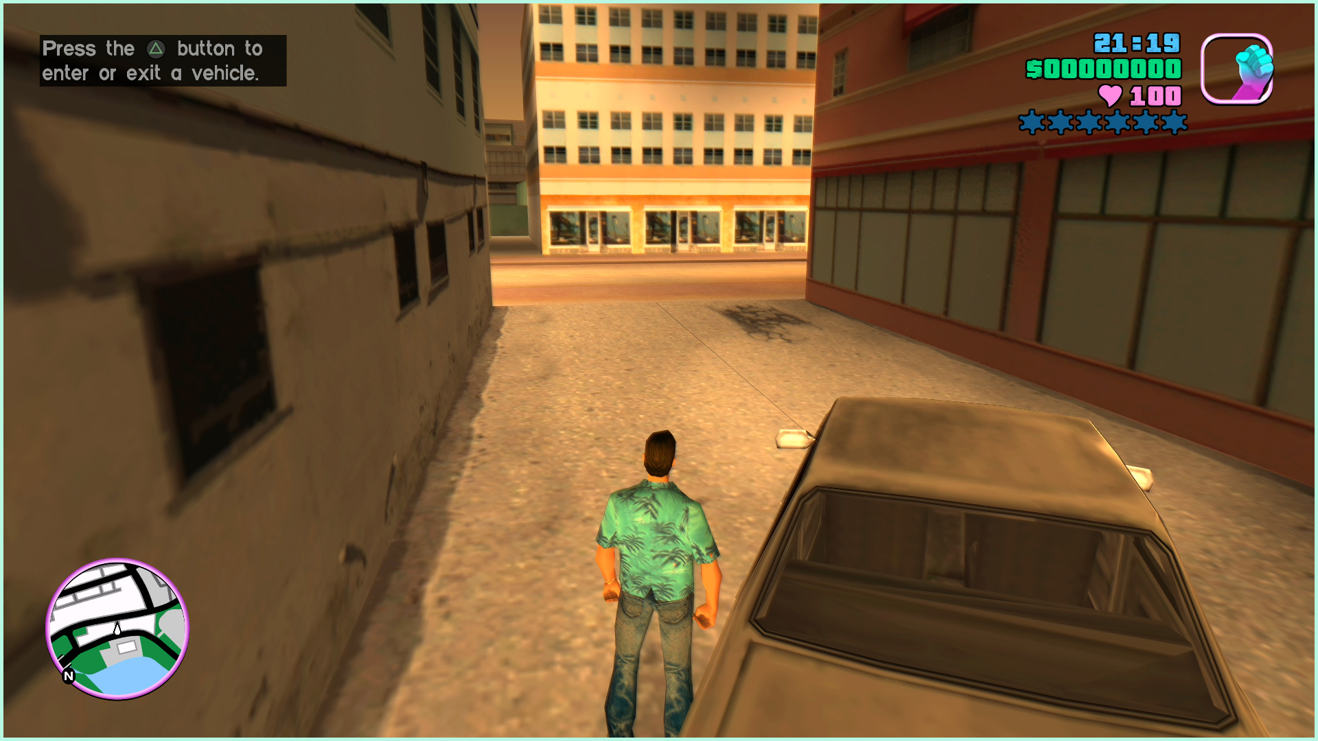 GTA Vice City: mission - its interesting