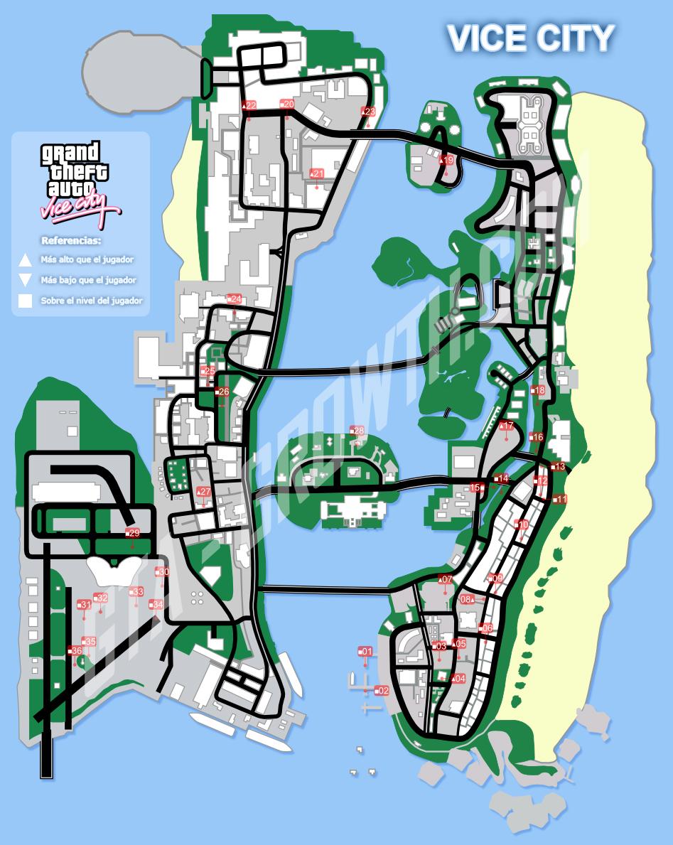 Steam Community :: Guide :: Walkthrough - 100% GTA Vice City