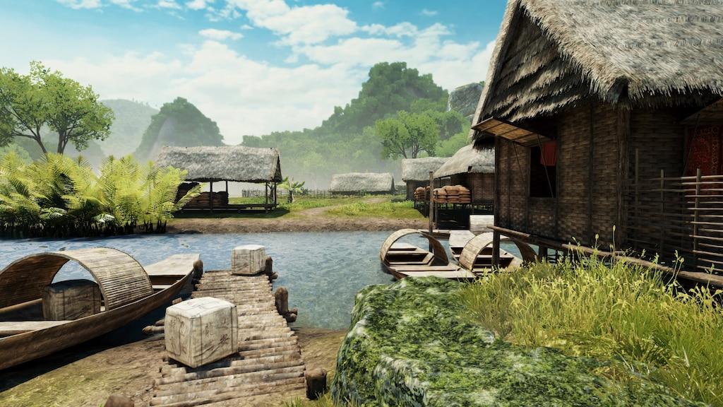 Steam Community Screenshot A Fishing Village Wallpaper
