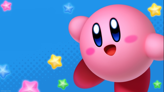Steam Workshop Kirby Flag Wallpaper