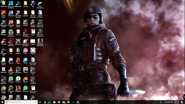 Steam Workshop Rainbow Six Siege Zofia Live Wallpaper 4k