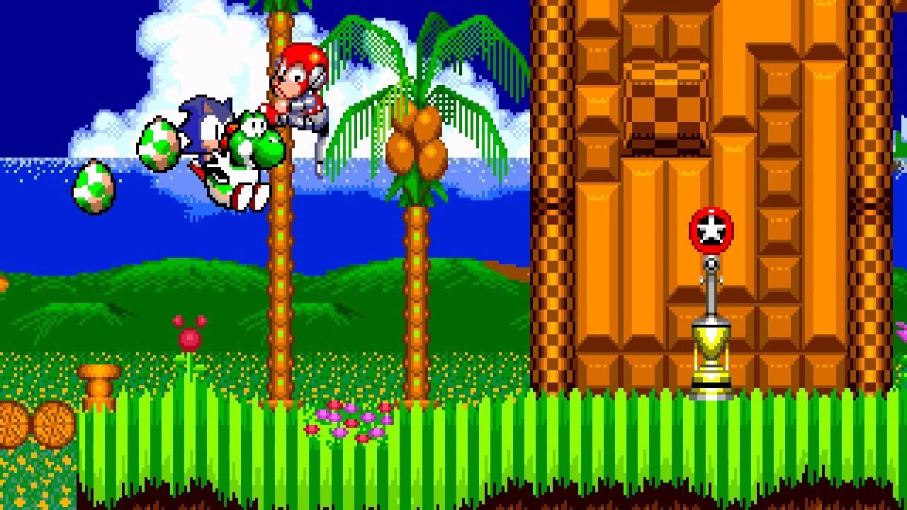 Steam Workshop :: Yoshi In Sonic 2