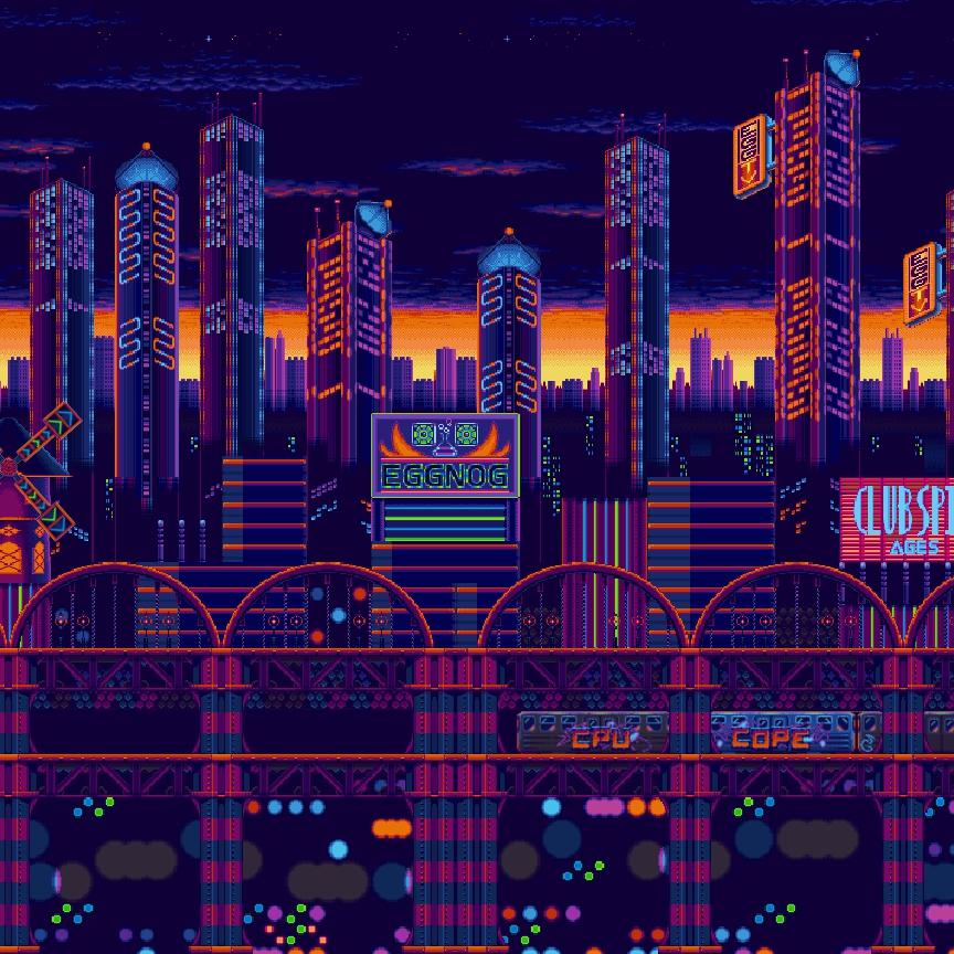 Steam Workshop :: Sonic Mania - Studiopolis Zone Act 1