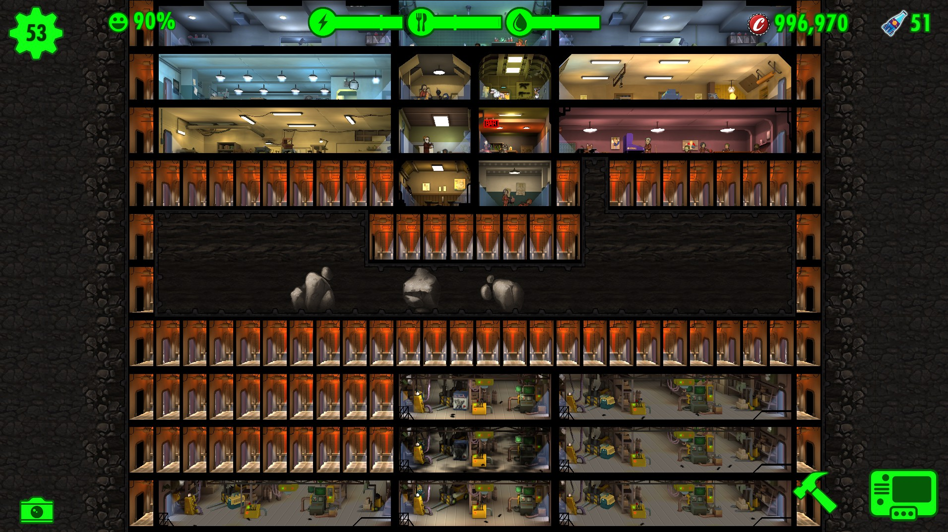 Steam Community Guide My Fallout Shelter Vault