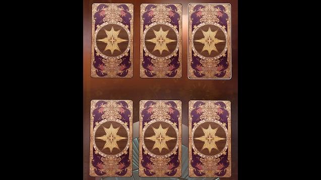 Ff14 astrologian cards
